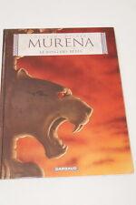 MURENA LE SANG DES BETES DUFAUX DELABY 2007 PREMIERE EDITION