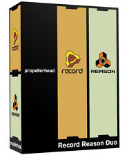 NEW Propellerhead Reason Record 5 Duo Digital Audio Workstation PC/MAC