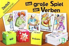 Nouveau & scellé le grand jeu des verbes-das gross spiel der verben