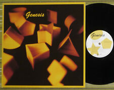 GENESIS, SELF TITLED, LP 1983 UK A-2U/B-2U EX/EX INNER/SL