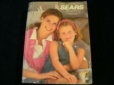 1993 Sears Catalog Fall Winter Spring Summer Annual Last one Sears printed! M7