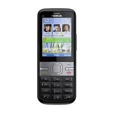 BRAND NEW NOKIA C5-00 UNLOCKED PHONE - BLUETOOTH - 3.2MP CAMERA - 3G - FM RADIO