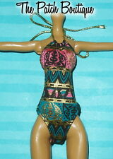 MONSTER HIGH 13 WISHES CLEO DE NILE DOLL OUTFIT REPLACEMENT SWIMSUIT ONLY