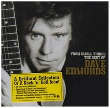 From Small Things: Best Of Dave Edmunds - Dave Edmunds (2004, CD NEUF)