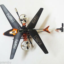 Saffire 4 Channel Remote Controlled Avatar Helicopter Alloy Model