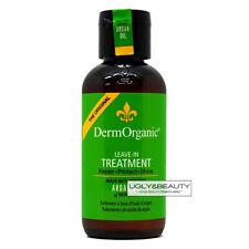 DermOrganic Leave-In Treatment 120 ml / 4 fl. oz. Repair, Protect, and Shine