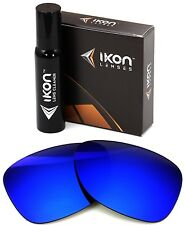 Polarized IKON Replacement Lenses For Ray Ban Boyfriend RB4147 60MM - Deep Blue