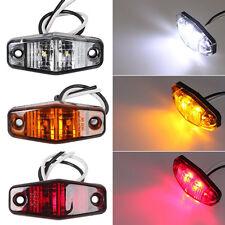 1pc Car Side Marker Light Truck Clearance Lights 12V Trailer LED Lamp Bulb