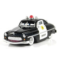 Disney Pixar Cars1 1:55 SHERIFF Metal Diecast Toy Car