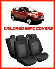 Seat covers  for NISSAN QASHQAI 2007 - 2013  Tailored seat covers full set - 3