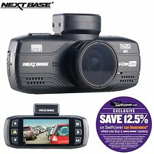 "NEXTBASE 512G Car Dash dashboard videocamera 2,7 ""HD 1080P DVR Cam ANTIRIFLESSO"