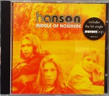"Hanson - Middle of Nowhere (CD 1997) Features ""MMMBop"" ""Where's The Love"""