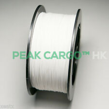 White 30 AWG 1000Ft Sliver Plated Wrapping Copper Wire Wrap Spool Reel PVDF USA
