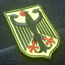 GERMAN EAGLE ARMY U.S. USA 3D MORALE BADGE MILITARIA TACTICAL PATCHES HOOK PATCH