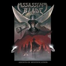 ASSASSIN'S BLADE - Agents of Mystification (NEW*CAN POWER/SPEED METAL*EXCITER)