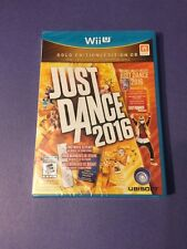 Just Dance 2016 *Gold Edition* for Wii U NEW