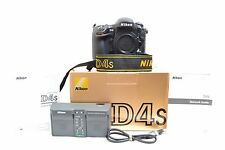 *Excellent* Nikon D4S 16.2MP DSLR - 48930 Actuations - 6 Month Warranty