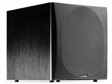 Polk Audio PSW505 SUBWOOFER, 12-Inch Thunderous Bass Real Wood SUBWOOFER, Black