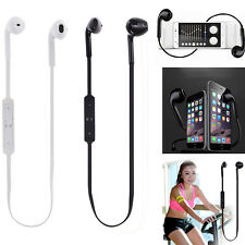 Wireless Bluetooth Headset Stereo Headphone Kopfhörer Sport für iPhone Samsung