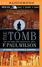 The Adversary Cycle: The Tomb 3 by F. Paul Wilson (2015, MP3 CD, Unabridged)