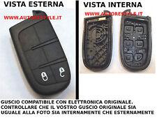 CUBIERTA MANDO 2 BOTONES PARA LLAVE CONTROL REMOTO FIAT FREEMONT SOLAMENTE SE