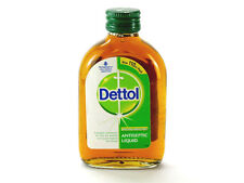 110ml Dettol Antiseptic Liquid Disinfectant Cleaner First Aid Kills Germs