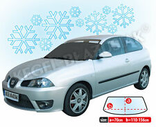 CAR ANTI FROST SNOW ICE  WINDSCREEN COVER PROTECTOR for FIAT 500 Panda