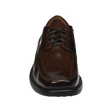 NEW Mens Oxford Dress Shoes Brown NWTag + Box (upon request) - Size 8 Mediu