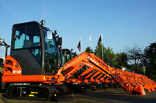 Minibagger Nante NT18 1,8to., Bagger, Leasing ab 264,- € / Monat ohne Anzahlung!