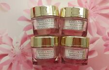 ESTEE LAUDER Resilience Lift Firming Sculpting Face & Neck Creme Day 15 ml x 4