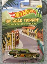 Hot Wheels 2015 ROAD TRIPPIN 21 1957 BUICK green