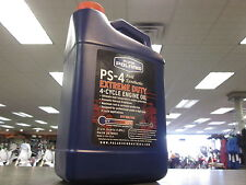 Pure Polaris 2 Quarts PS4 Full Synthetic Extreme Duty Engine Oil scrambler 850