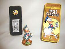"""Disney Uncle Scrooge #2 """"Donald Duck"""" Figur Dark Horse limitiert Figure"""