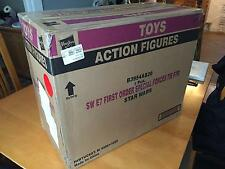 STAR WARS BLACK SERIES 6 inch FIRST ORDER TIE FIGHTER in factory sealed case