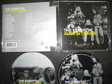 2 CDs The Essential Alice In Chains CD best of greatest hits --- nirvana
