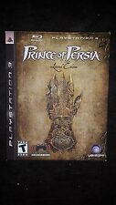 Prince of Persia Limited Edition PoP LE PS3 Sony PlayStation 3 2008 bonus only