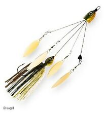 Z-Man QuadZilla 4 Arm Spinnerbait QUAD4-04 Bluegill 3/8 oz Head Bass Bait