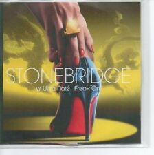 (AE40) Stonebridge vs Ultra Nate, Freak On - DJ CD