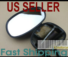 Black Mirrors Honda Rebel CMX250 CX VT VF CB750 Nighthawk Shadow VTX 250 750