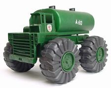 MS Toy Germany EUCLID Military German Army TANK FUEL TRUCK 30cm Plastic NM`78!