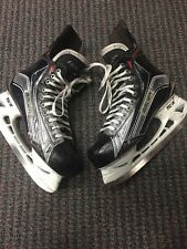 NHL Pro Stock hockey skates Bauer Vapor 1X Detroit Red Wings 9 C Canada Made