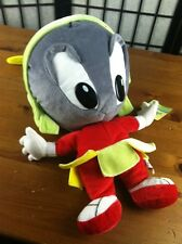 Baby Looney Tunes Marvin The Martian Huge Large Plush Doll Toy Stuffed Nwt Vtg
