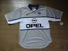 PSG Paris Saint Germain 100% Original Jersey Shirt S 2000/01 Away Still BNWT NEW