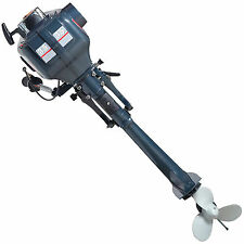 2-Stroke 2.5kw(3.5HP) Boat Engine Outboard Motor CDI system Fishing Boat Engine