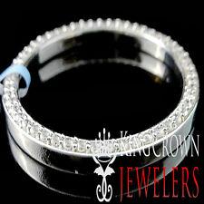3.00 Ct Round White Lab Diamond Bezel for Rolex DateJust & DayDate 36mm Watch