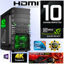 Gamer PC Intel Core i5 6600K 4x3,90Ghz-16GB-6GB GTX1060 -Gaming-WINDOWS 10-V4G