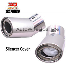 Car Exhaust Silencer Muffler Tip Stainless Steel- Honda Jazz New