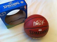 Magic Johnson (LA Lakers) signed basketball - PSA/DNA certified