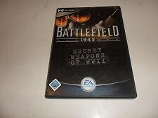 PC Battlefield 1942-Secret Weapons of ww2 add-on