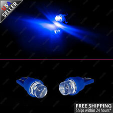2x Blue Guage Gauge Instrument Cluster Speedometer LED Light Bulbs